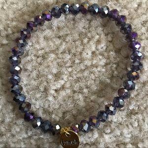 Jewelry - Erimish purple bracelet